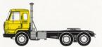 CWA53 TRUCK TRACTOR