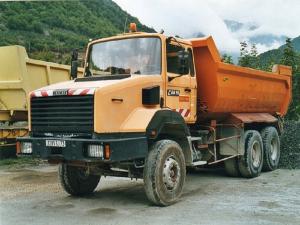 Renault Truck Models:Truck Model:Truck Model:CBH Dump Truck