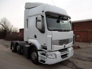 Renault Truck Models:Truck Model:Truck Model:Premium Truck
